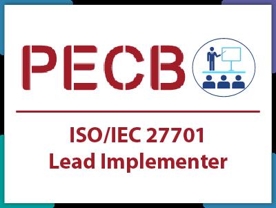 PECB ISO/IEC 27701 Lead Implementer