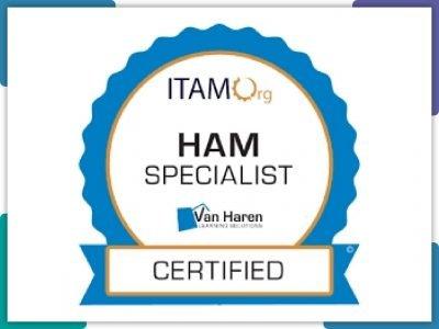 Hardware Asset Management Specialist (HAM) Certification