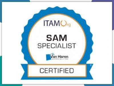 Software Asset Management Specialist (SAM) Certification