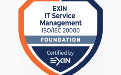 EXIN ITSM Foundation based on ISO/IEC 20000:2018 (ITSMF18)