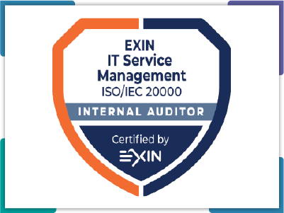 EXIN ITSM Internal Auditor based on ISO/IEC 20000 (ITSM20IA)