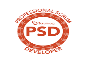 Professional Scrum Developer Certification