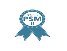 Professional Scrum Master II Certification