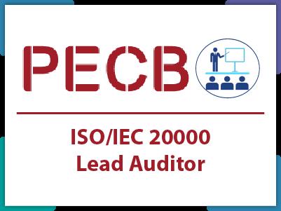 PECB ISO 20000 Lead Auditor