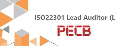 PECB ISO 22301 Lead Auditor