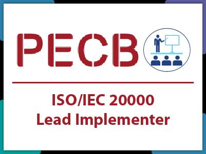 PECB ISO 20000 Lead Implementer
