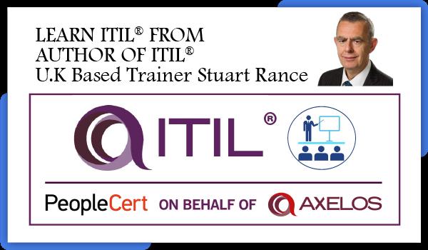 E-Learning ITIL® 4 Foundation Course & Axelos Exam Bundle – Stuart Rance