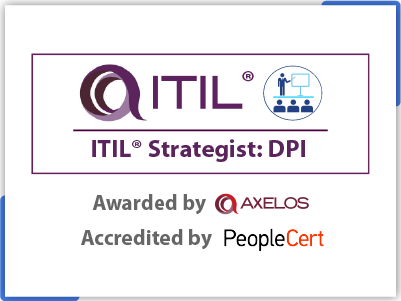 ITIL 4 Strategist Direct, Plan & Improve (DPI)