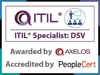 ITIL 4 Specialist: Drive Stakeholder Value (DSV) Certification Training