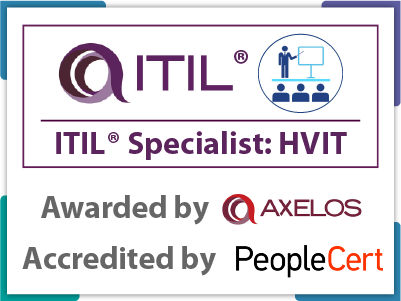 ITIL® 4 Specialist: High Velocity IT (HVIT) Certification Training