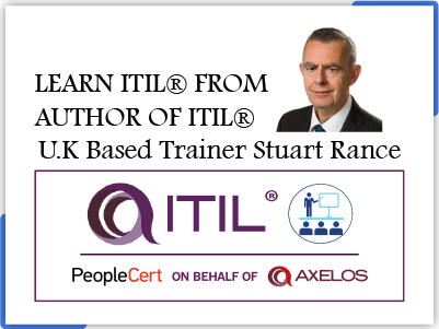 ITIL 4 Foundation E-Learning & Official PeopleCert Certification – Stuart Rance