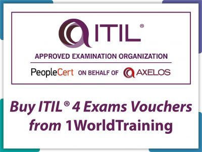 ITIL® 4 Exam Vouchers for Foundation, CDS, DSV, HVIT, DPI & DITS