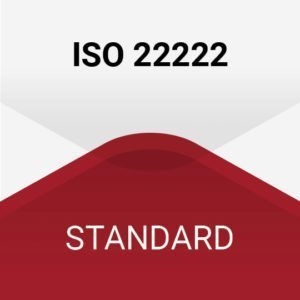 PECB ISO 22222 Introduction
