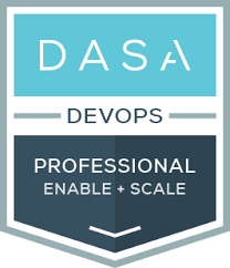 DASA DevOps Professional, Enable and Scale