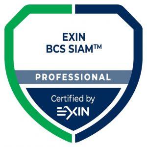 EXIN BCS SIAM Professional